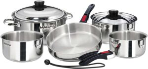 Magma A10-360L-IND 10 PC Cookware Set
